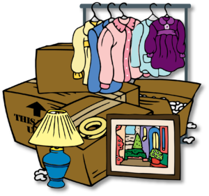 Clothing & Household Goods Drive