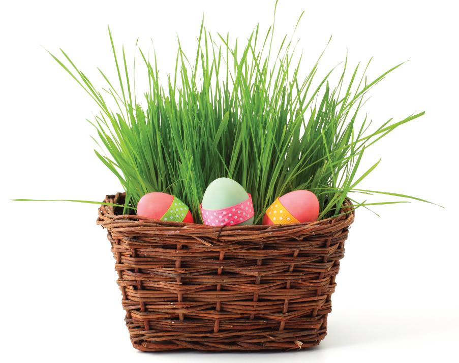 Holy Week & Easter Schedule