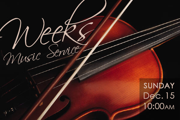 Weeks Music Service graphic